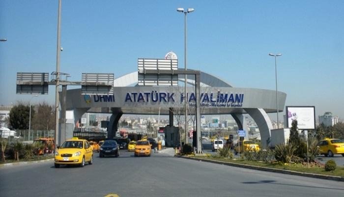 Основные аэропорты Турции