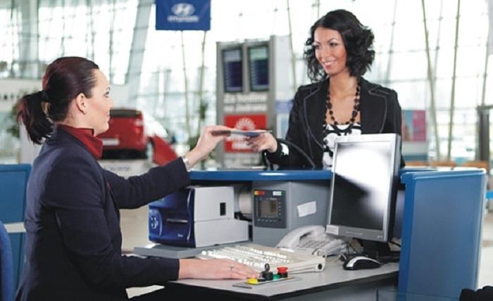 Как проходит регистрация на рейс в аэропорту Псков