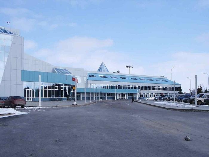 Аэропорт Ханты-Мансийска