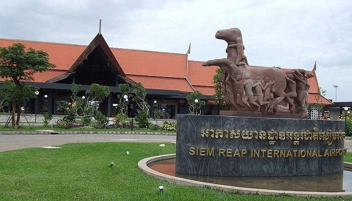Крупный аэропорт Сием-Реап: основные сведения