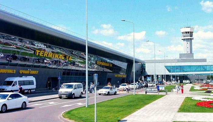Как добраться до аэропорта Казани на машине