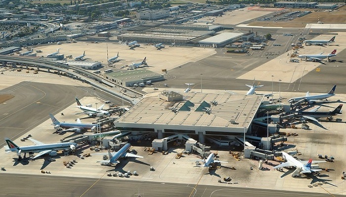 Общие сведения о работе аэропорта