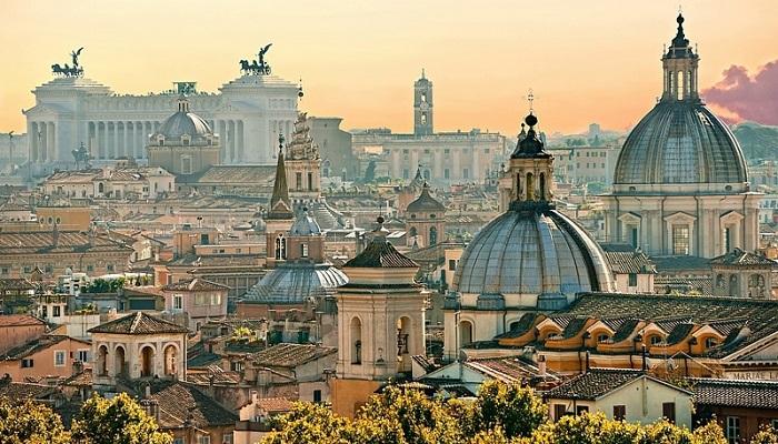 Причины, по которым стоит побывать в Риме