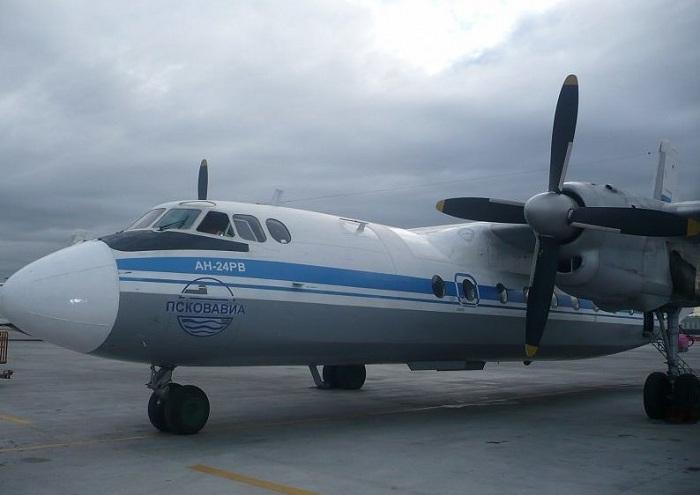 Псковские авиалинии