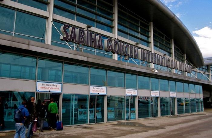 Общая информация об аэропорте Сабиха