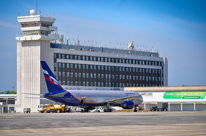 Аэропорт Хабаровска
