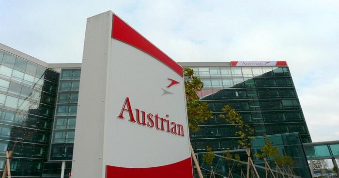 Австрийские авиалинии