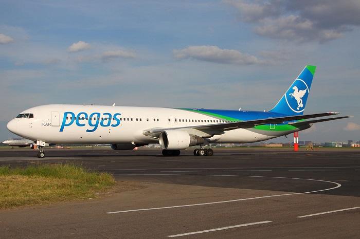Авиакомпании, занимающиеся чартерными перевозками в России