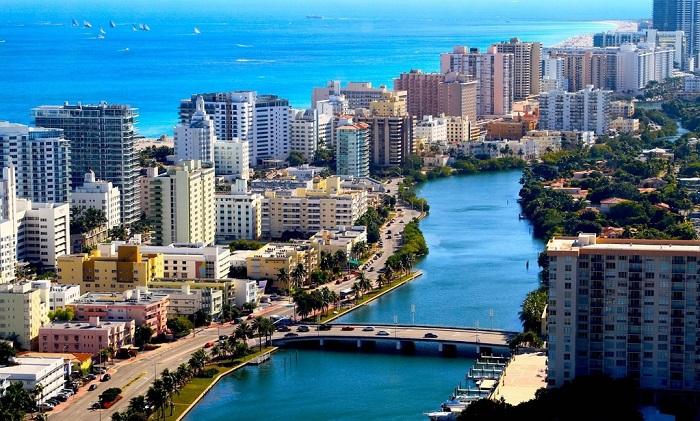 Сколько лететь от Лос-Анджелеса до Майами с пересадками