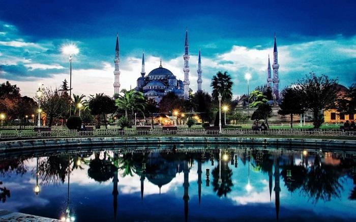 Турция – лучшее место для отдыха