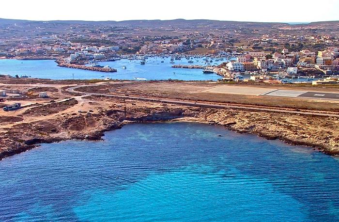 Аэропорты Сицилии для внутренних рейсов