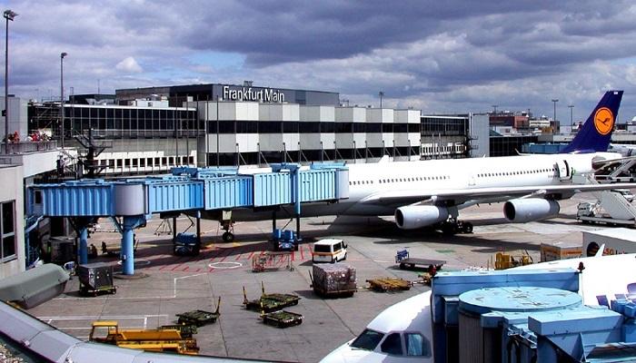 Аэропорты с заграничными направлениями