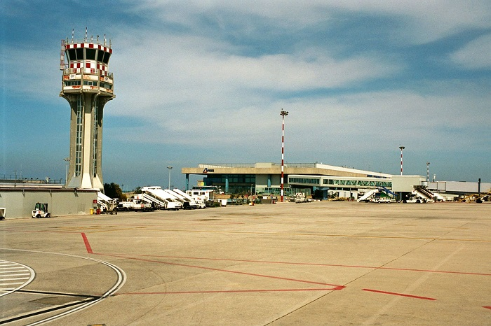 Аэровокзал в Палермо