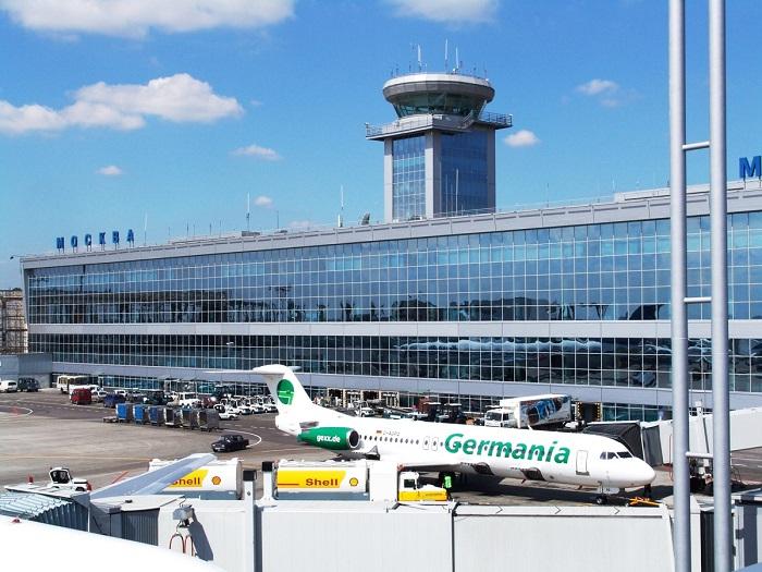 Описание второго по загруженности аэровокзала