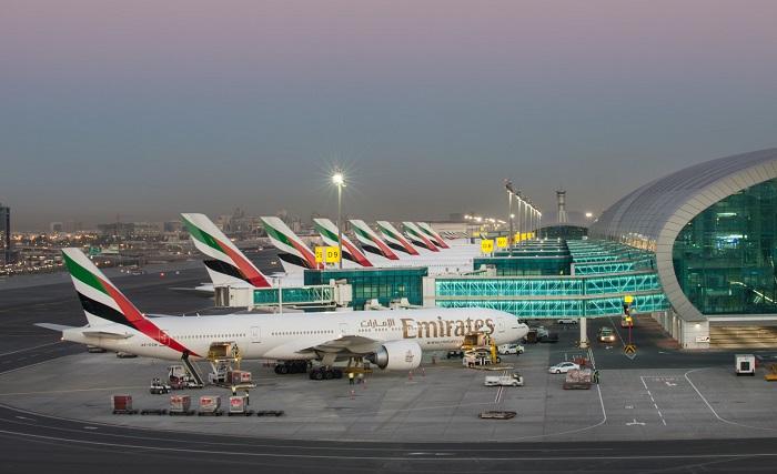 Перелеты до Дубая из Казани