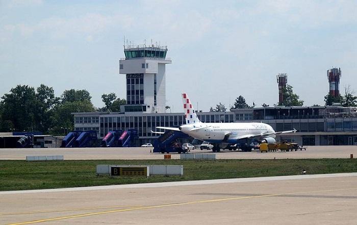 Главные воздушные гавани Хорватии