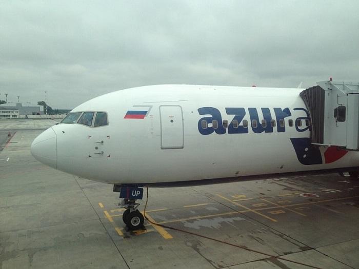 Рейс ZF-7711 Домодедово