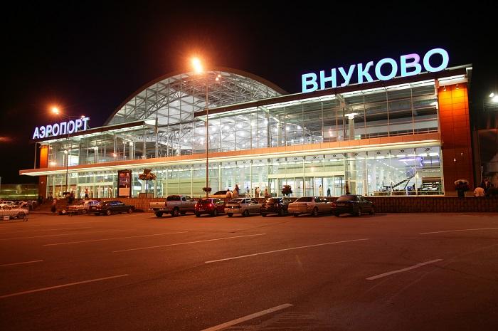 Какой авиаузел занимает третье место в списке аэропортов Москвы