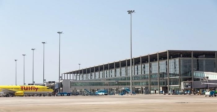 Аэропорт Даламан Турция