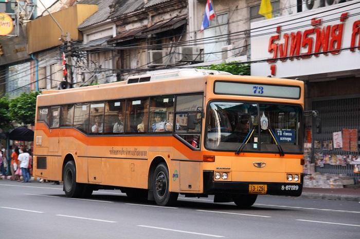 Передвижение на городском транспорте