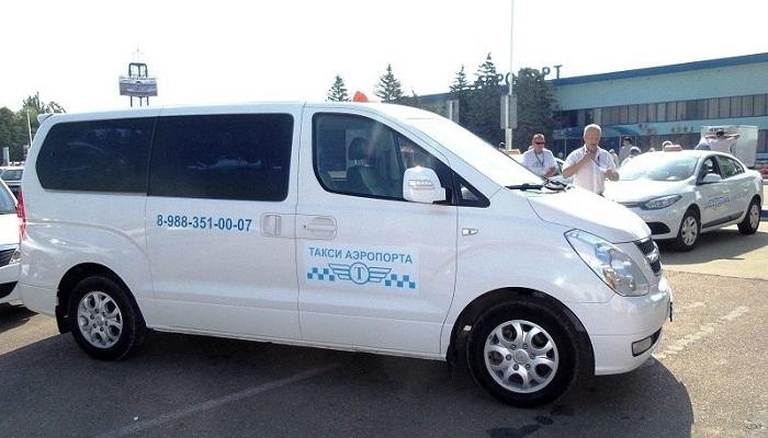 Услуги фирмы такси