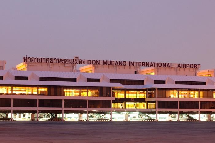 Самый старый аэропорт Таиланда