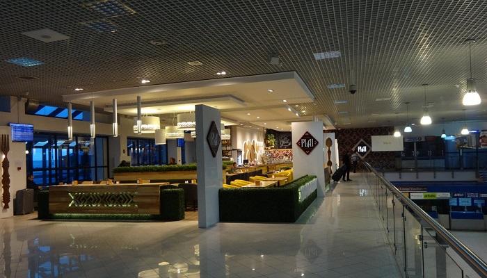 Все услуги в аэропорту
