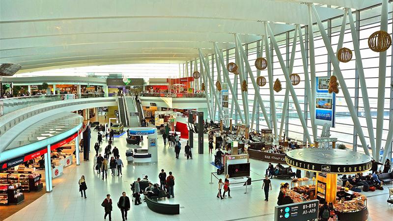 Аэровокзал Будапешта