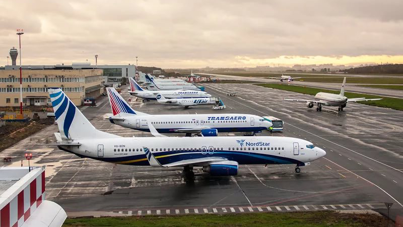 Аэровокзал Санкт-Петербурга