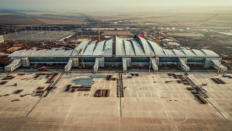 История возникновения аэропорта Ростов-на-Дону