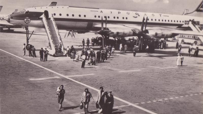 Как аэропорт в Курске пережил «лихие» 90-е