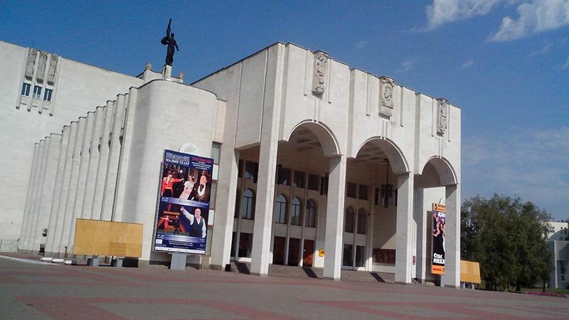 Оперный театр имени Пушкина