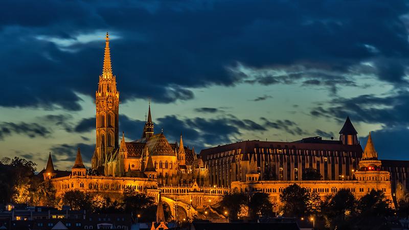 Поездка до Будапешта