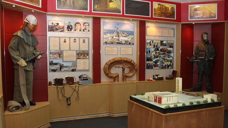Пожарно-спасательный музей в Курске