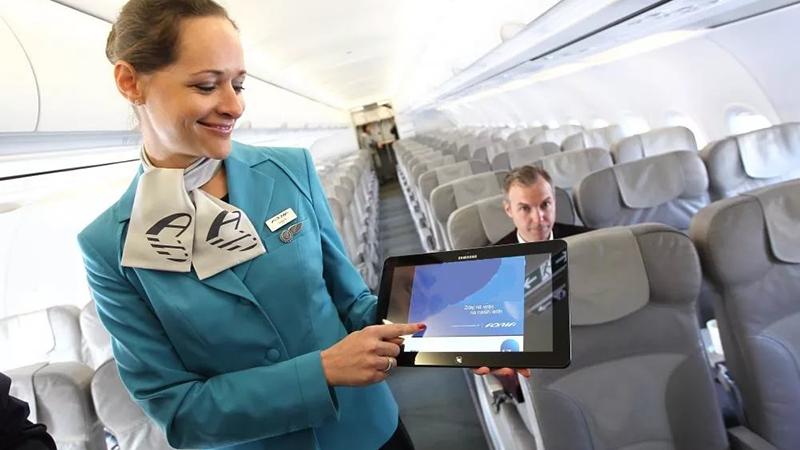 Сервис от Ardia Airways