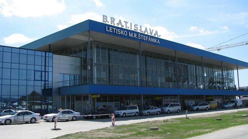 Интернациональный аэропорт Братиславы