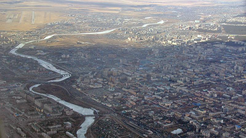 Интересные места в Чите