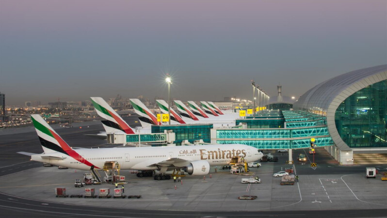 Международные аэропорты ОАЭ