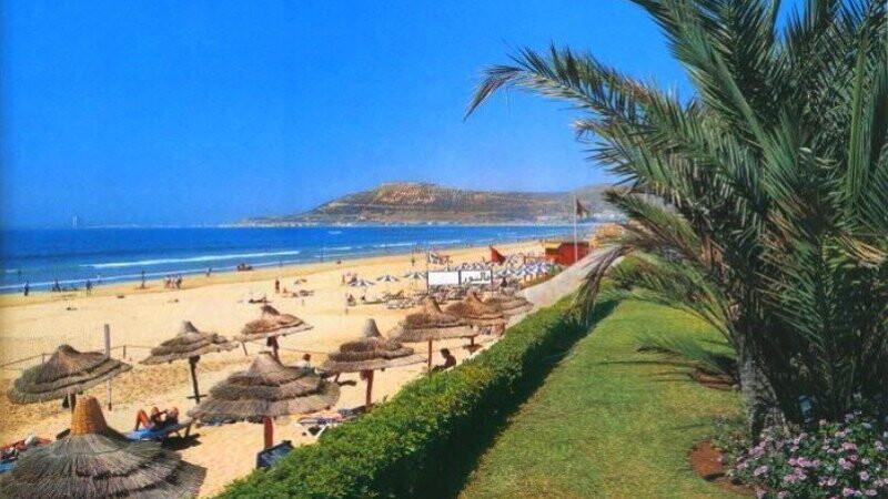 Сколько лететь до Марокко с пересадками