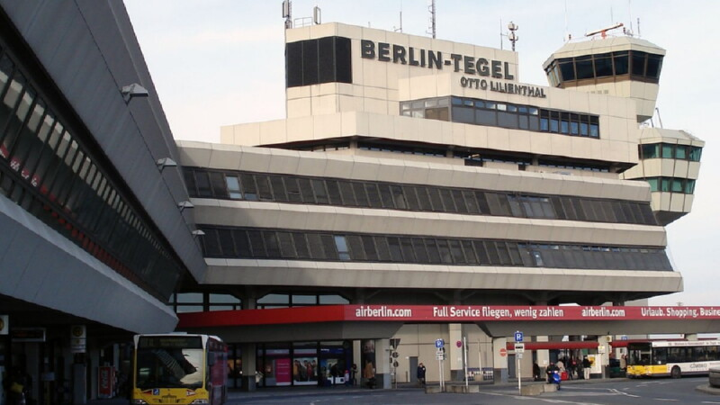 Аэровокзалы Берлина