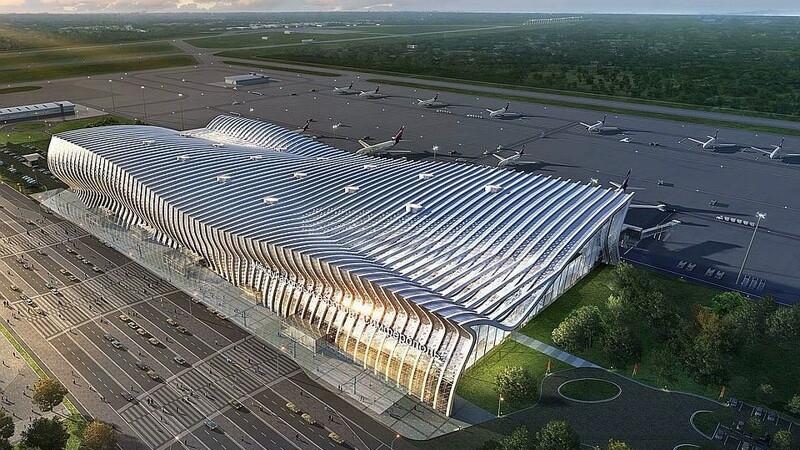 Кое-что интереснее об аэропорте Симферополя
