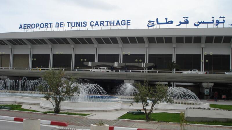 Международные аэропорты Туниса