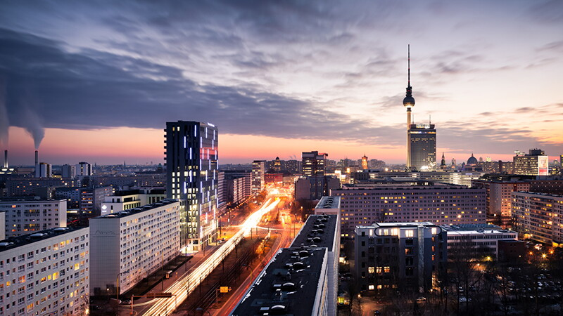 Немного о Берлине