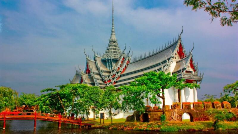 Немного о Королевстве Таиланд