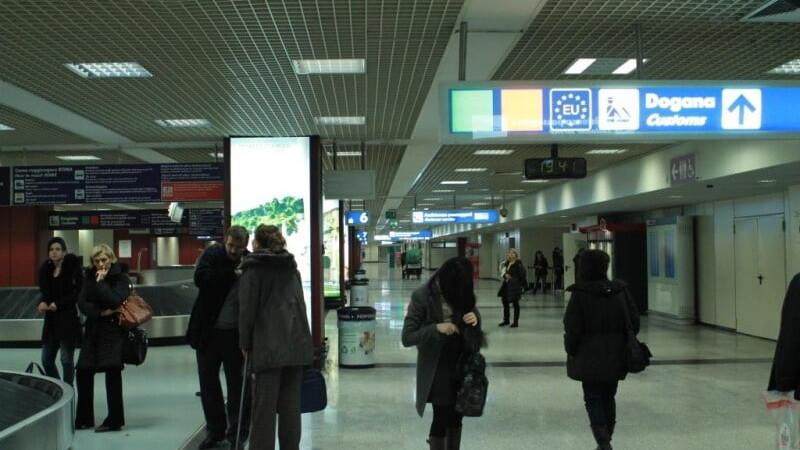 Немного об аэропортах