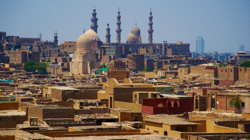 Перелёт в Каир