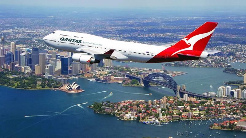 Сколько лететь до Сиднея из Москвы