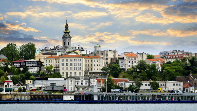 Туристический Белград