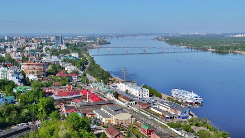 Атмосферная Пермь