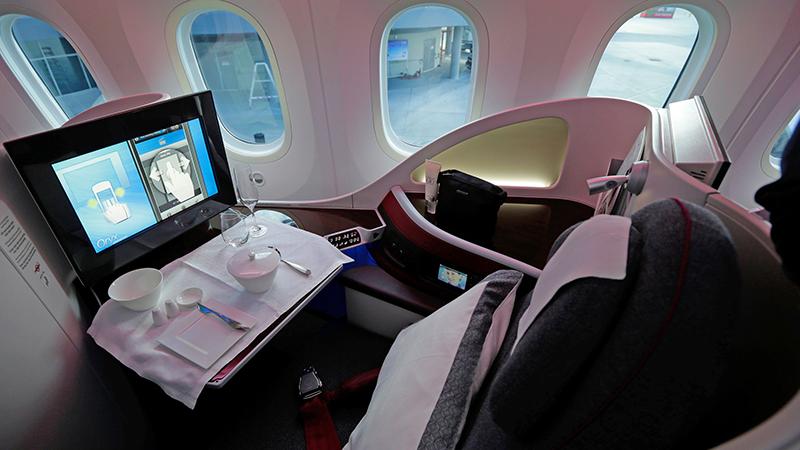 Бонусы от Qatar Airways